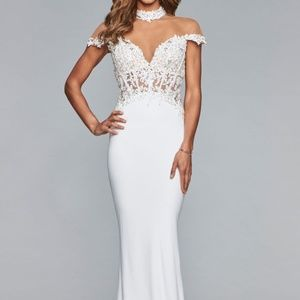 Faviana S10004 PROM PAGEANT GALA FORMAL